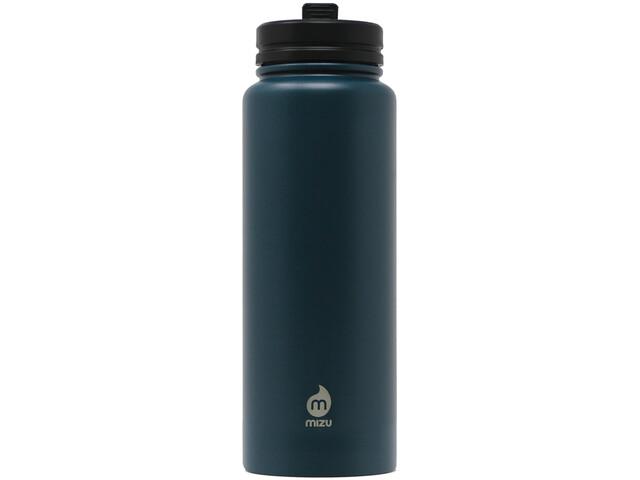 MIZU M15 Bottle with Straw Lid 1500ml enduro midnight